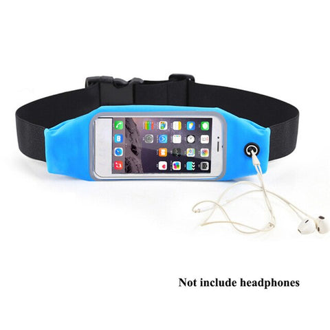 Jogging Waist bag for mobile phone