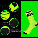 Unisex Waterproof Socks (Warm & Breathable)