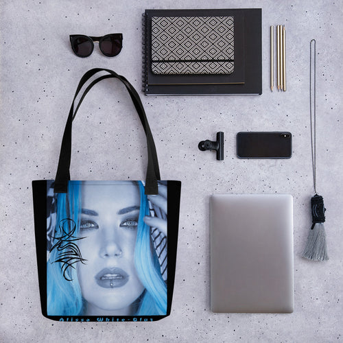 Face Your Fears Tote Bag - Ice Queen Edition