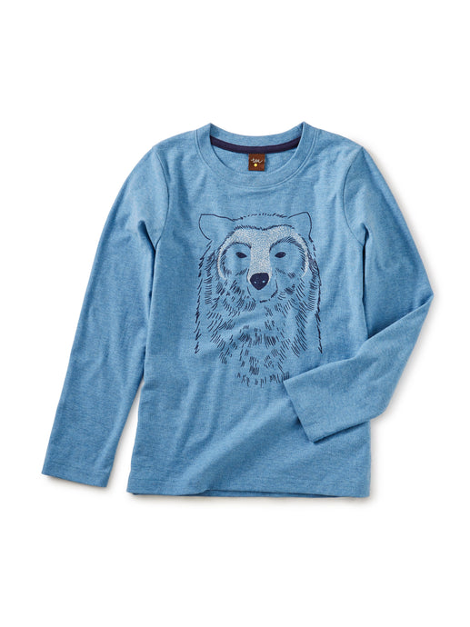 Tea Collection - Bear Buddy Graphic Tee