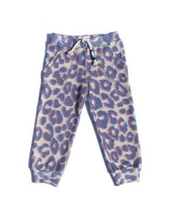 Sol Angeles Sol Leopard Hacci Jogger Infant