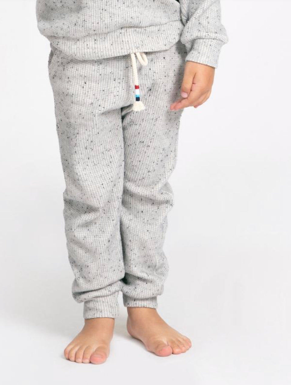 Sol Angeles Speckled Thermal Jogger