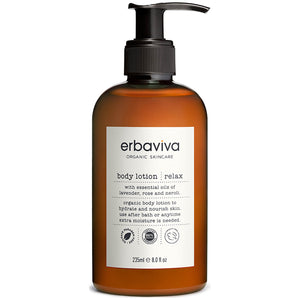 Erbaviva Relax Body Lotion