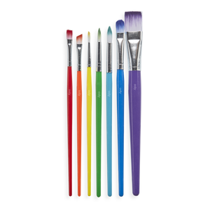 Ooly - Lil' Paint Brush Set of 7