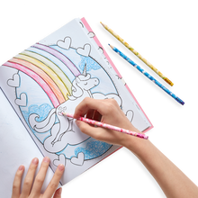Load image into Gallery viewer, Ooly - Unique Unicorns Erasable Colored Pencils - Set of 12