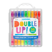 Load image into Gallery viewer, Ooly - Double Up! 2-in-1 Mini Markers