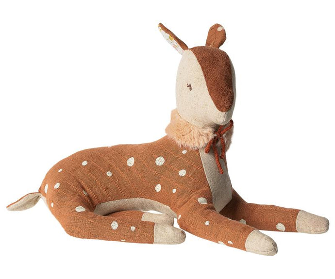 Maileg Cozy Bambi Little Girl