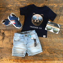 Load image into Gallery viewer, Kid Dangerous - Grizzly Shades Truckee Tee