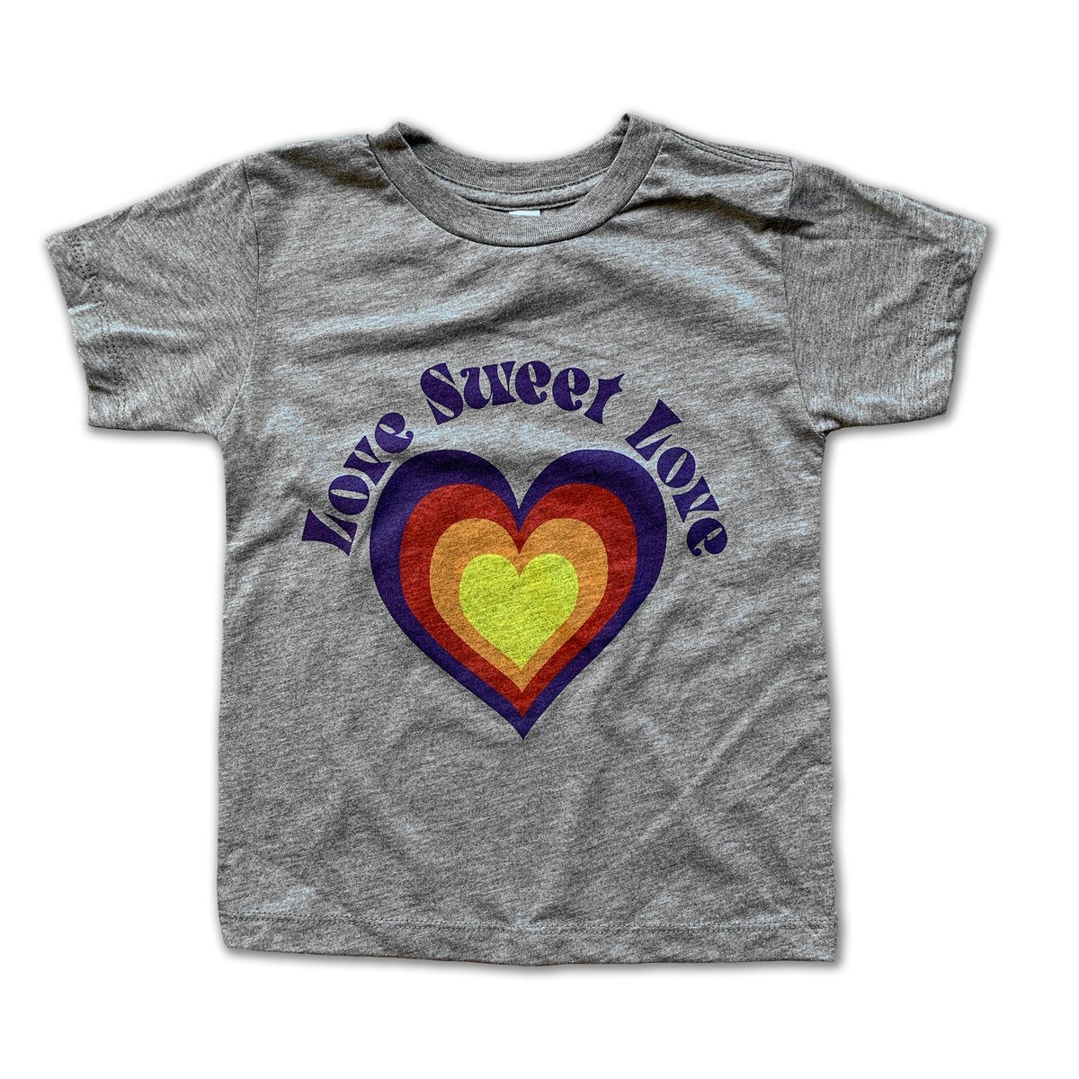 Rivet Apparel Co. - Love Sweet Love Tee