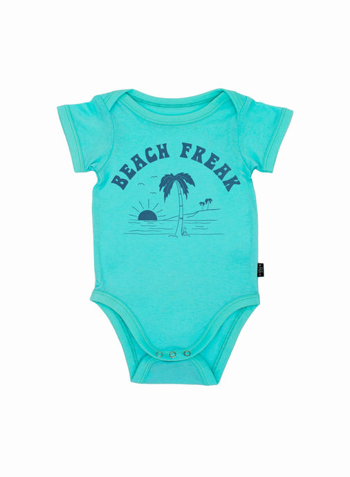 Beach Freak One Piece - Aqua Sea