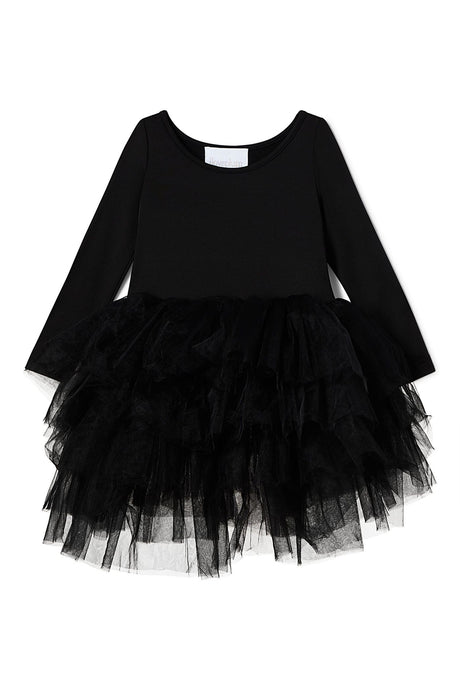 iloveplum - B.F.F. Tutu Dress Infant - Black