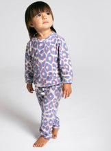 Load image into Gallery viewer, Sol Angeles Sol Leopard Hacci Jogger Infant