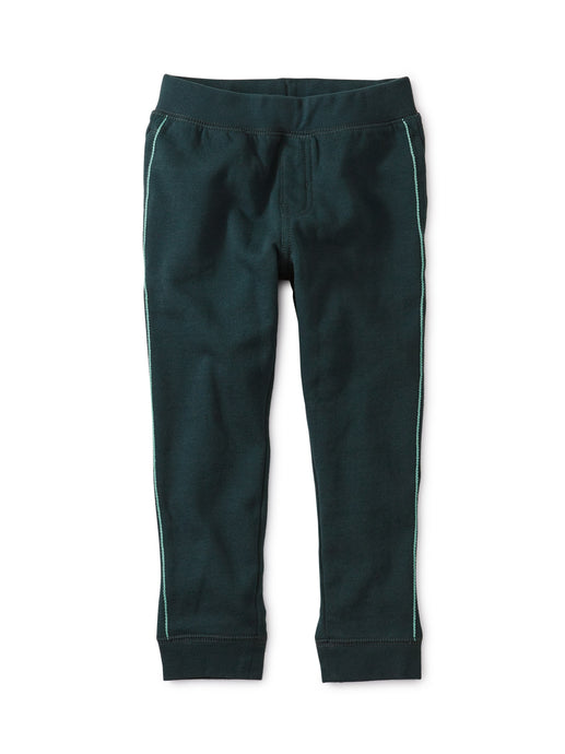 Tea Fleece Joggers Deep Ocean