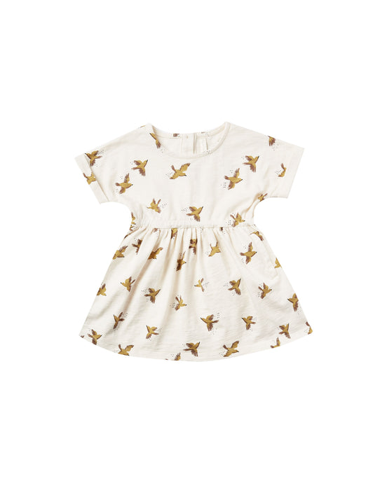 Rylee + Cru - Kat Dress - Songbirds Ivory