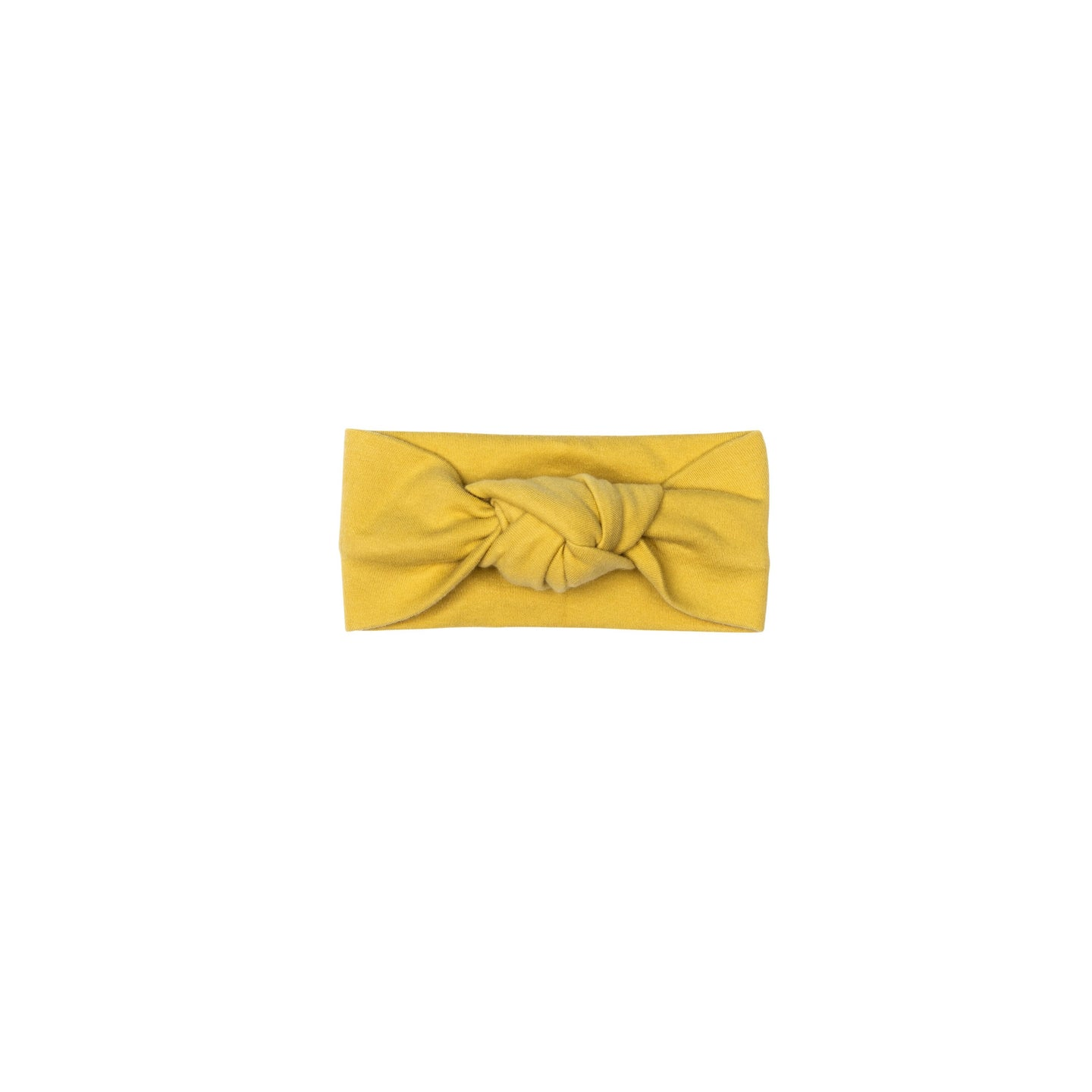 Wild Wawa - Organic Knot Headband - Honey