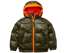 Load image into Gallery viewer, Helly Hansen - K Frost Down Jacket - Forest Night Green