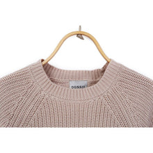 Load image into Gallery viewer, Donsje - Stella Sweater - Soft Sand