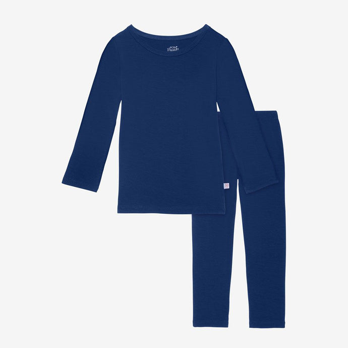Posh Peanut - Sailor Blue - Pajamas