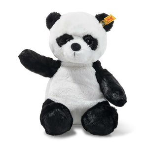Steiff - Soft Cuddly  Friends - Ming Panda Black and White Medium