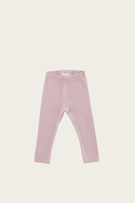Jamie Kay - Organic Cotton Essential Leggings - Old Rose