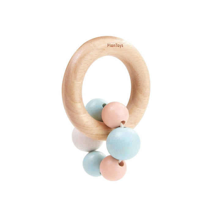 Plan Toys - Beads Rattle