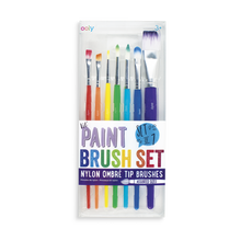 Load image into Gallery viewer, Ooly - Lil' Paint Brush Set of 7