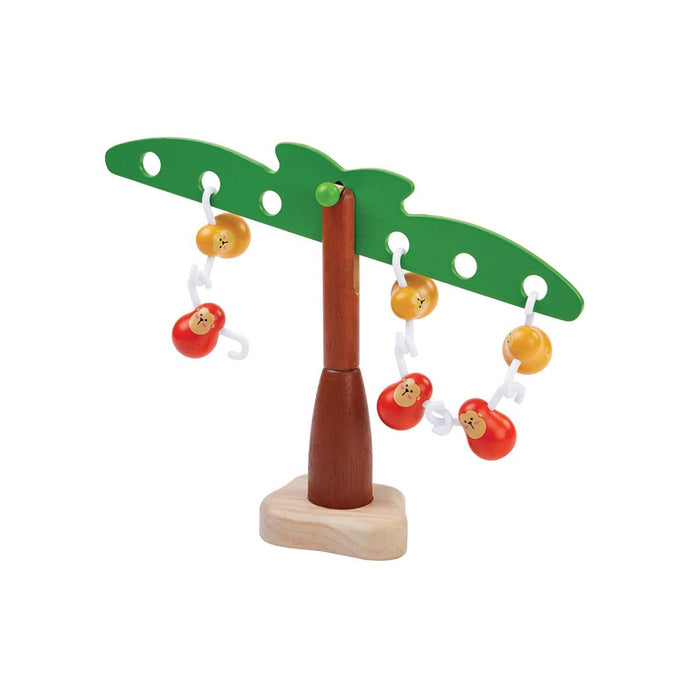Plan Toys - Balancing Monkeys Game