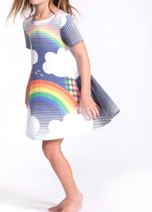 Sol Angeles Over the Rainbow Dress