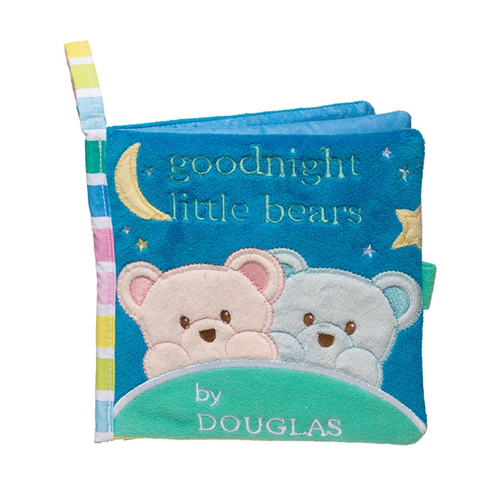 Douglas Pink/Blue Bear Activity Book