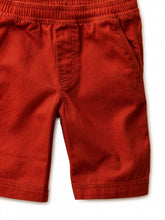 Load image into Gallery viewer, Tea Collection - Easy Does It Twill Shorts - Maple