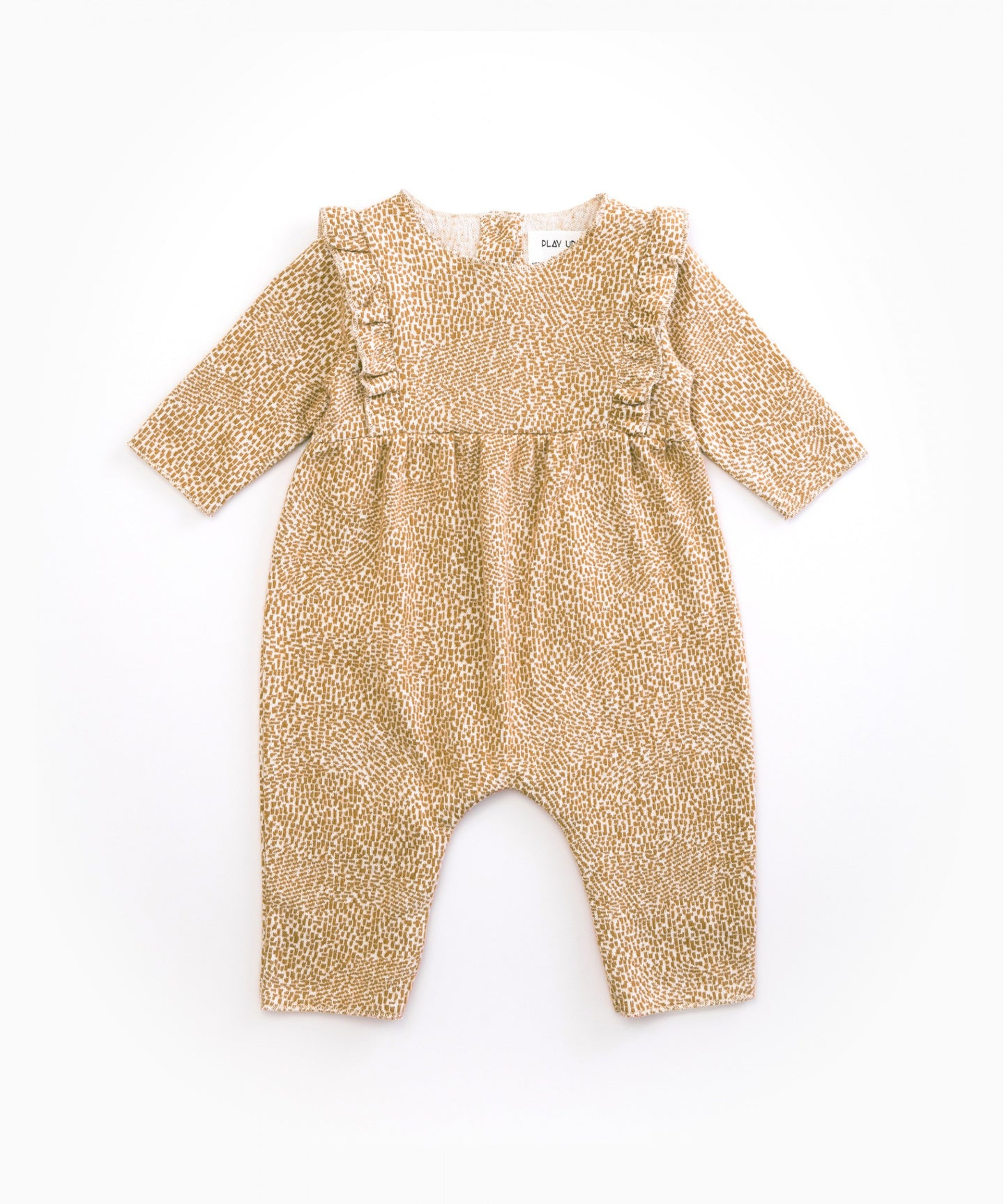 Play Up - Organic Cotton Jumpsuit - Raw