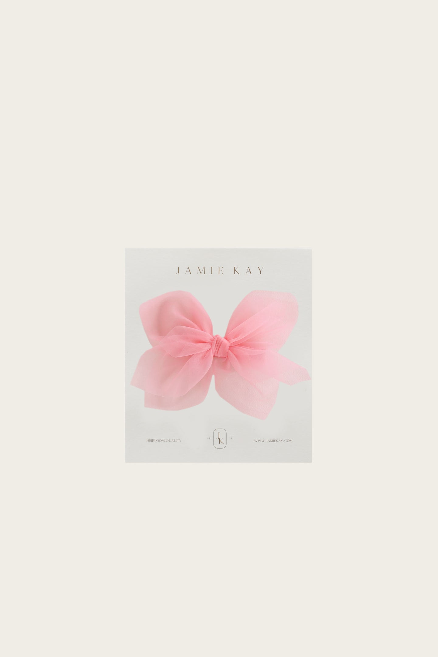 Jamie Kay - Fairy Bow - Watermelon Red