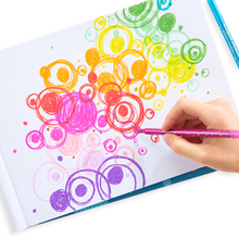 Load image into Gallery viewer, Ooly - Rainbow Sparkle Glitter Markers