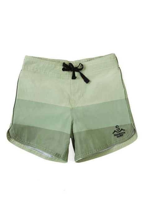 Seaesta Surf - Triple Scoop Boardshorts - Pistachio