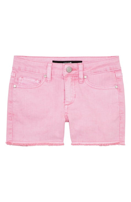 Joe's Jeans - Markie Short Little Girls - Mid Rise Fray Hem - After Glow