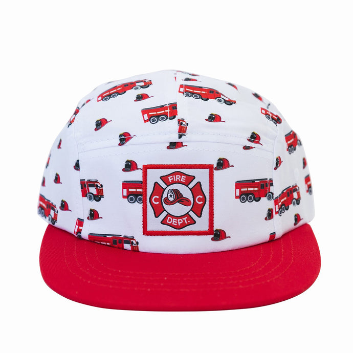 Cash & Co. - Rookie - Fire Truck Hat