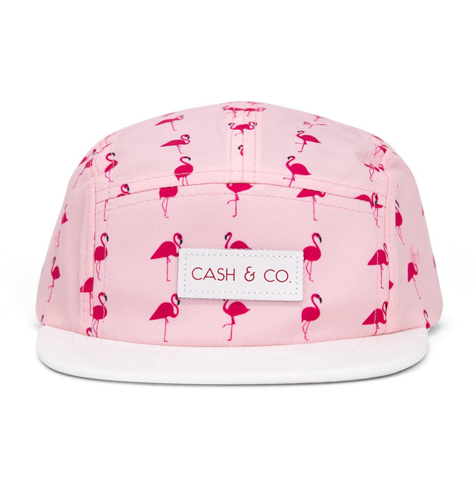 Cash & Co. - Flamingo A-Go-Go Hat