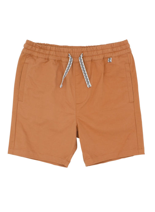 Line Up Short - Caramel