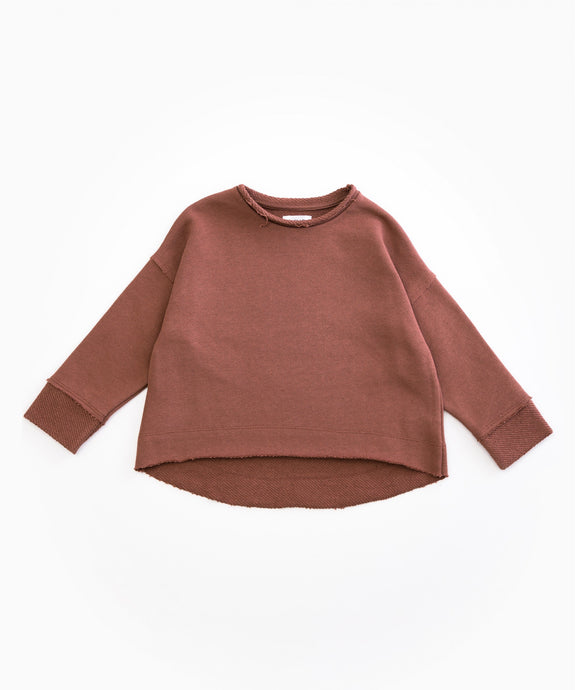 Play Up - Organic Cotton Long Sleeve Top - Takula