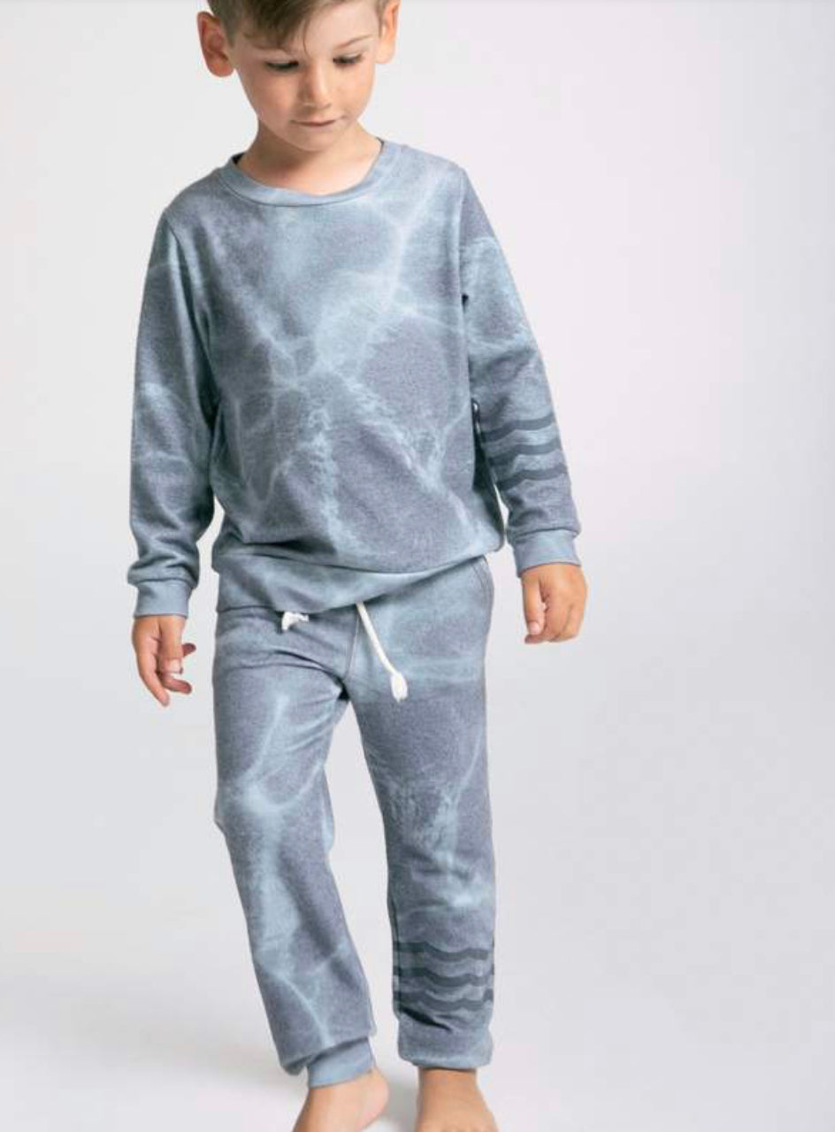 Sol Angeles Smokey Waters Pullover
