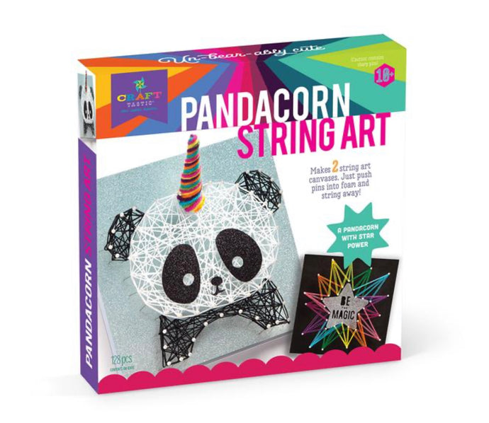 Ann Williams - Pandacorn String Art Craft-tastic