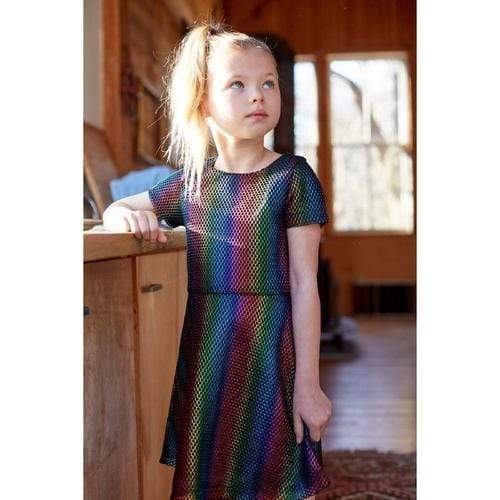 Appaman - Ivy Dress Rainbow