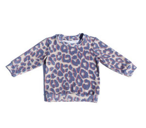 Sol Angeles Sol Leopard Pullover