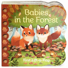 Load image into Gallery viewer, Babies in the Forest Book