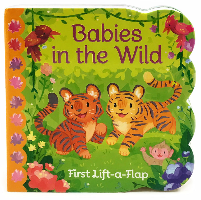 Babies in the Wild Book