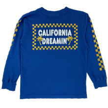 Load image into Gallery viewer, Tiny Whales - California Dreaming Long Sleeve Tee - Royal