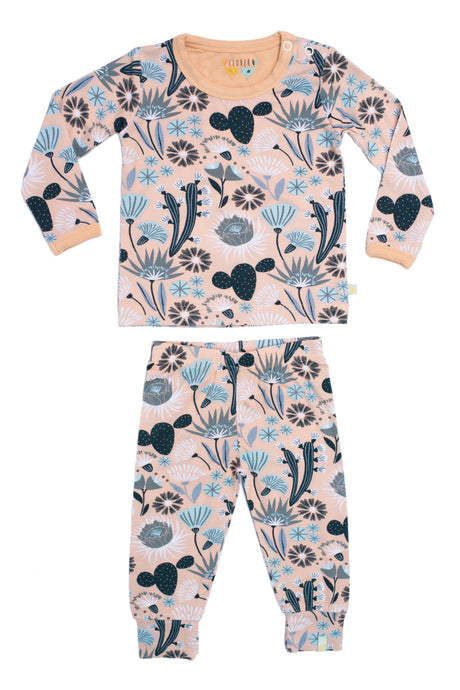 Clover - Bamboo Floral Set Infant