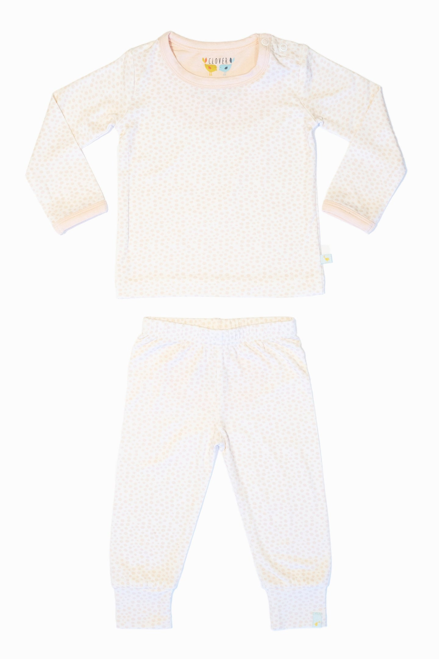 CloverBamboo Dots Set Infant