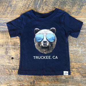 Kid Dangerous - Grizzly Shades Truckee Tee