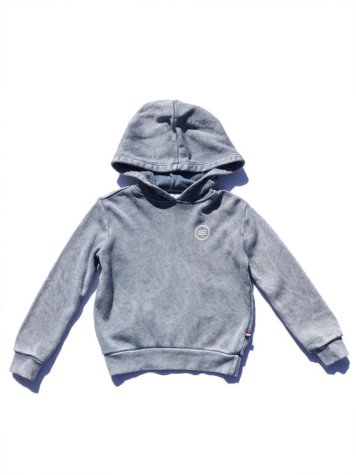 Sol Angeles - Baja Pullover Hoodie - Cloud
